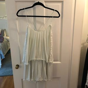 Free People Summer Dress, size small.